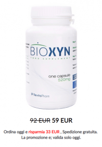 Bioxyn prezzo