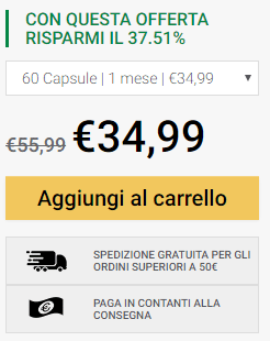Raspberry Ketone prezzo