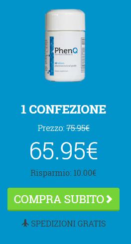 PhenQ prezzo