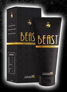 Beast Gel – Gel per ingrandire il pene