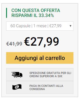 ToxiCleanse prezzo ordine