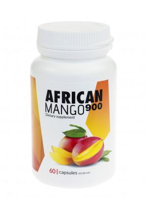 african mango confezione