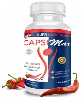 CapsiMax 60 Capsule