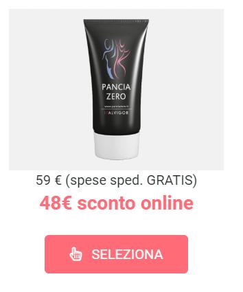 Pancia Zero prezzo