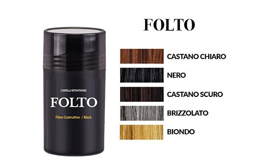 Folto colorazioni capelli