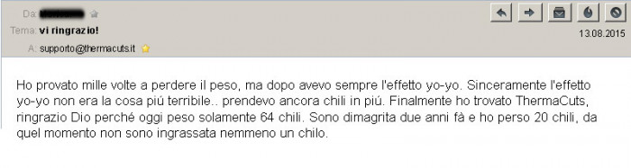 thermacuts recensioni