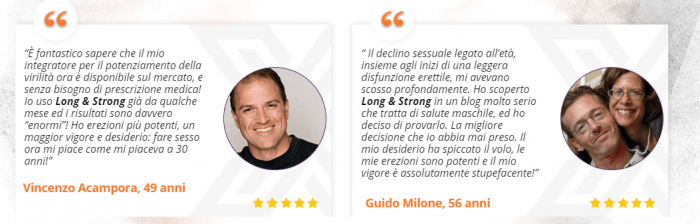 long and strong opinioni recensioni