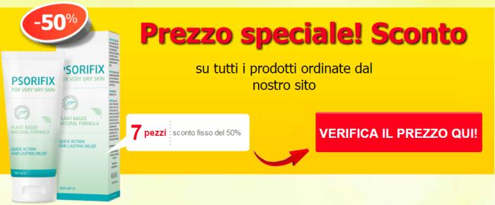 PsoriFix Crema prezzo