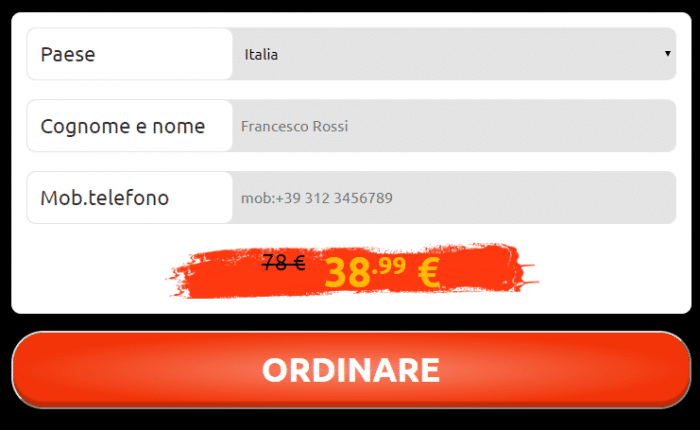 SizePlus prezzo