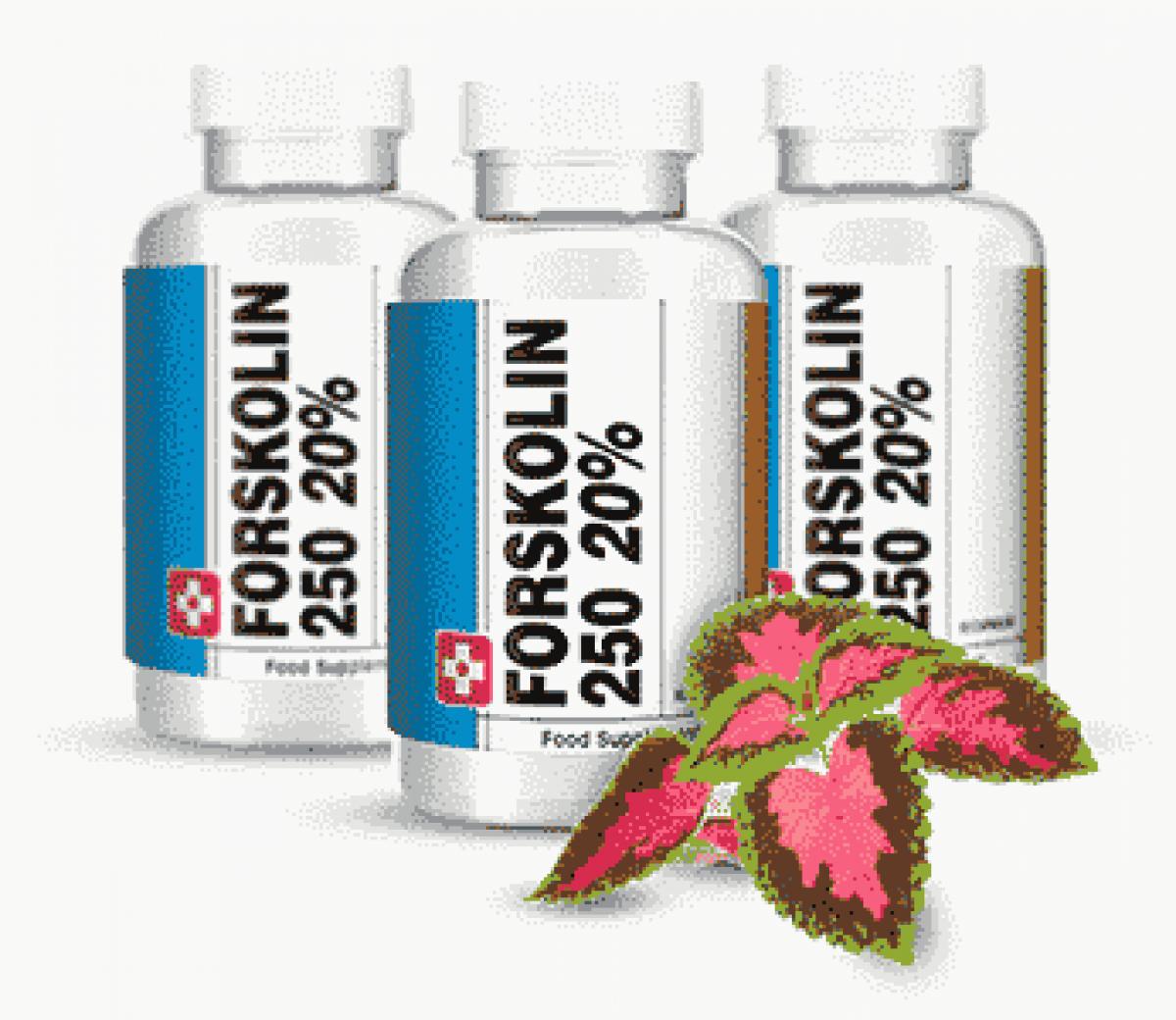 Pure Forskolin 250