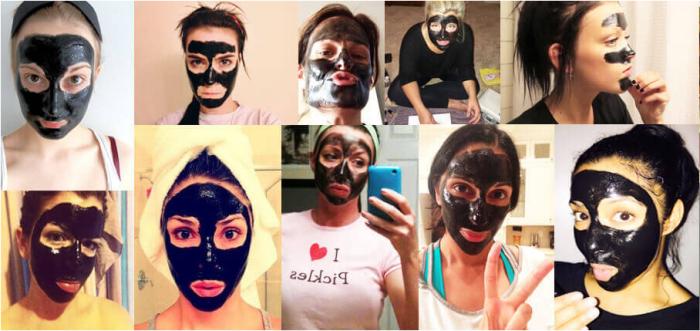 Black Mask immagini testimonianze