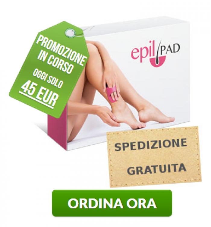 depilazione EpilPad