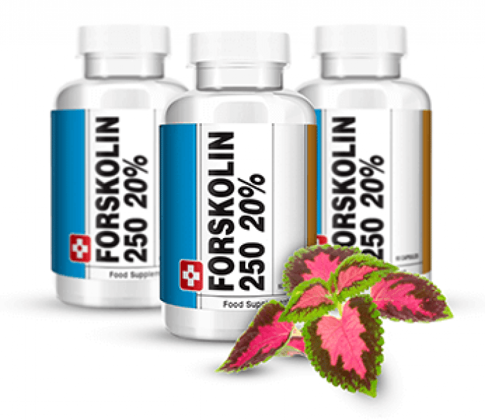 Pure Forskolin 250
